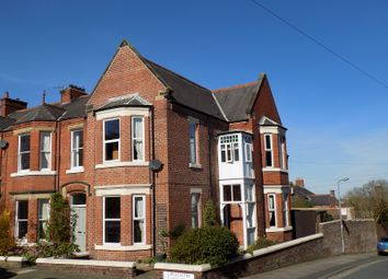 Thumbnail 4 bed end terrace house for sale in 21 Mulcaster Crescent, Stanwix, Carlisle