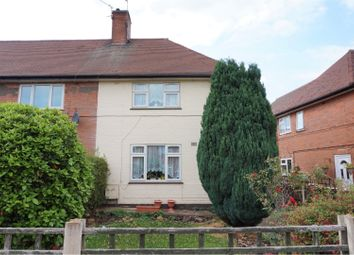 Thumbnail 3 bed terraced house for sale in Beckley Road, Nottingham