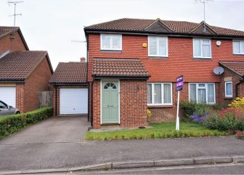 Thumbnail 3 bedroom semi-detached house for sale in Thetford Gardens, Luton