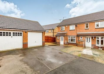 Thumbnail 2 bed terraced house for sale in Nene Place, Northampton, Northamptonshire, Na