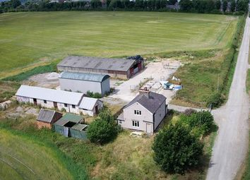 Thumbnail Land for sale in Bridge Farm, Green Lane, Deeside, Flintshire
