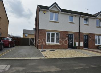 Thumbnail 3 bed semi-detached house for sale in Craigton Drive, Bishopton