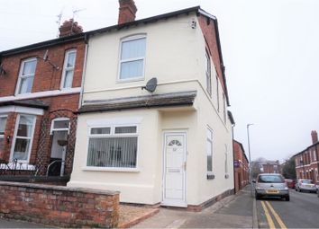 Thumbnail 3 bed end terrace house for sale in Filkins Lane, Great Boughton, Chester