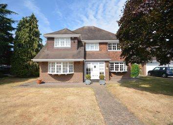 Rockchase Gardens, Emerson Park, Hornchurch RM11. 4 bed detached house
