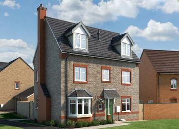 "Thumbnail 4 bed property for sale in ""The Elder At The Paddocks, Telford"" at The Bache, Telford"