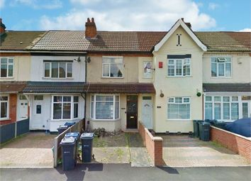 Thumbnail 3 bed terraced house for sale in Bromyard Road, Birmingham, West Midlands