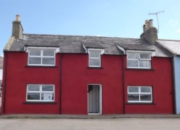 Thumbnail 3 bed end terrace house for sale in Main Street, Portmahomack