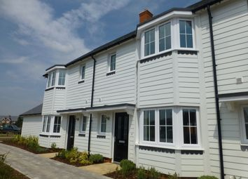 Thumbnail 3 bed terraced house to rent in Tiffen Way, Kings Hill, West Malling