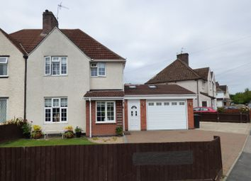 Thumbnail 3 bed semi-detached house for sale in Camville Road, Leicester