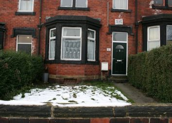 Thumbnail 6 bedroom terraced house to rent in Haddon Road, Leeds