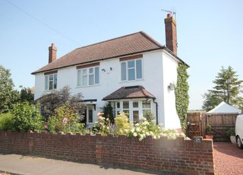 Thumbnail 4 bed detached house for sale in New Road, Littleport, Ely