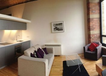 Thumbnail Studio to rent in Stylish Studio In Velvet Mill, Furnished