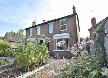 Thumbnail 3 bed semi-detached house for sale in Brookway Road, Charlton Kings, Cheltenham, Gloucestershire
