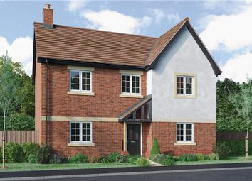 "Thumbnail 4 bed detached house for sale in ""Breedon"" at Starflower Way, Mickleover, Derby"
