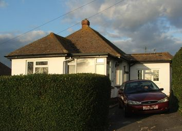 Thumbnail 3 bed detached bungalow to rent in Hailsham Avenue, Brighton