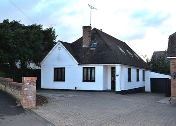 Thumbnail 4 bed bungalow for sale in Manor Road, Old Harlow, Harlow