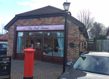Thumbnail Retail premises for sale in Stanley Road, Wirral
