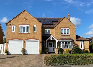 Melton Spinney Road, Melton Mowbray LE13. 5 bed detached house for sale