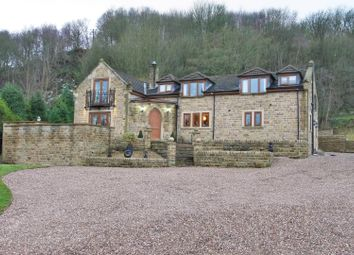 Thumbnail 5 bed detached house for sale in Top Road, Hardwick Wood, Chesterfield