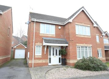 Thumbnail 4 bed detached house for sale in Soane Close, Wellingborough