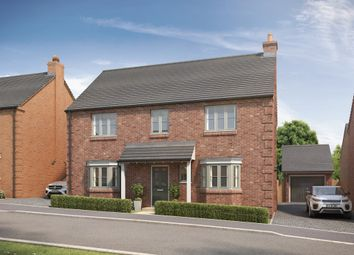 Thumbnail 5 bed detached house for sale in Plot 4 - The Ash, Wood Lane, Gedling, Nottingham
