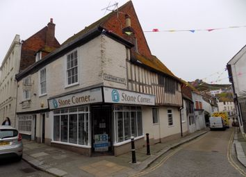 Thumbnail Retail premises for sale in Post Office Passage, High Street, Hastings