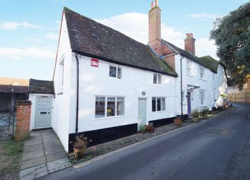 Thumbnail 2 bedroom cottage for sale in Church Street, Odiham, Hook