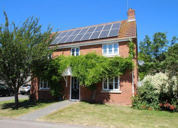 Thumbnail 4 bed detached house for sale in Hatch Road, Lower Stratton, Swindon