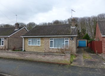 Thumbnail 3 bed detached bungalow for sale in Coniston Road, Peterborough