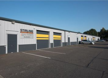 Thumbnail Light industrial to let in Unit 10, Imex Business Centre, Craig Leith Road, Stirling, Stirling