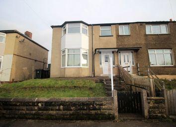 Thumbnail 3 bed semi-detached house for sale in Hazelhurst Grove, Queensbury, Bradford