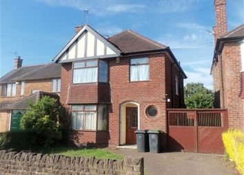 Thumbnail 3 bed detached house to rent in Arundel Drive, Bramcote Hills