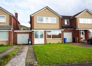 3 bed link-detached house for sale in Carrbrook Crescent, Stalybridge SK15