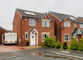Thumbnail 4 bed detached house for sale in Clos Cae Ffynnon, North Cornelly, Bridgend .