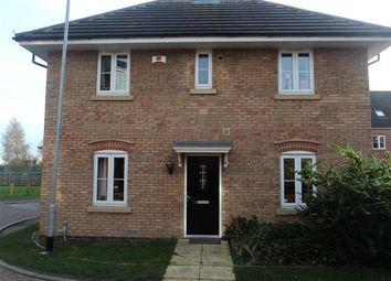 Thumbnail 3 bed semi-detached house to rent in Carnoustie Drive, Doddington Park, Lincoln