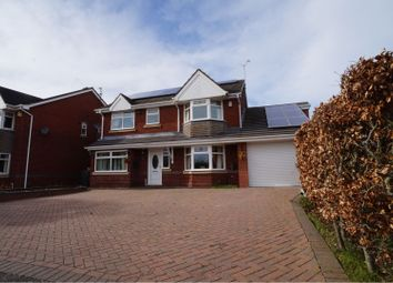 Thumbnail 4 bed detached house for sale in Marsdale Drive, Nuneaton