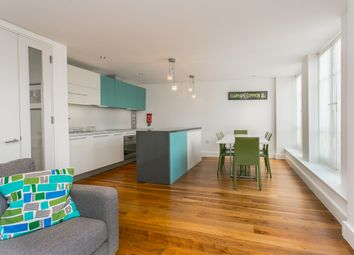 Thumbnail 1 bedroom flat to rent in Bromells Road, Clapham Common