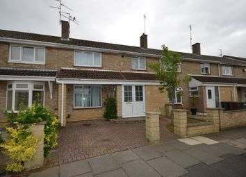 Thumbnail 3 bed terraced house for sale in Newark Drive, Corby