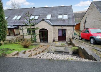 Thumbnail 4 bed semi-detached house for sale in Winterbutlee Grove, Todmorden