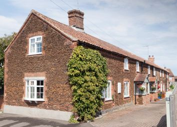 Thumbnail 5 bedroom cottage for sale in Manor Road, Dersingham, King's Lynn