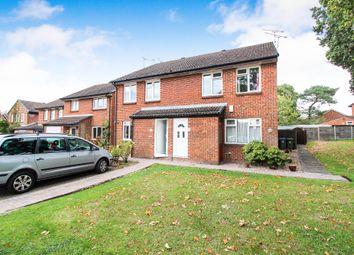 Thumbnail 1 bedroom maisonette to rent in Singleton Road, Broadbridge Heath, Horsham