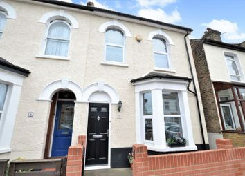 Thumbnail 3 bed semi-detached house for sale in Elmers Road, Woodside, Croydon
