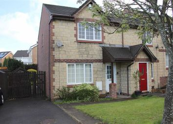Thumbnail 3 bedroom semi-detached house to rent in Acorn Grove, Pontprennau, Cardiff