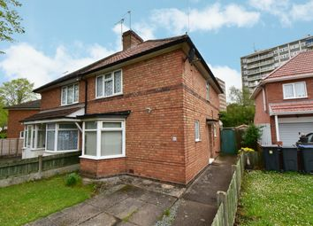 Thumbnail 2 bed semi-detached house for sale in Fox Green Crescent, Acocks Green, Birmingham