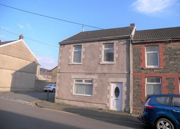 Thumbnail 4 bedroom end terrace house for sale in John Street, Resolven, Neath