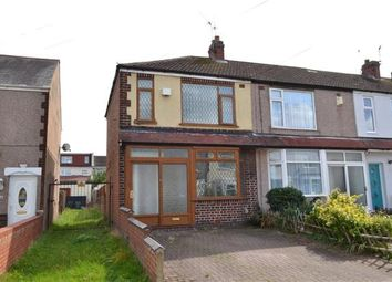 Thumbnail 2 bed end terrace house to rent in Geoffrey Close, Wyken, Coventry, West Midlands