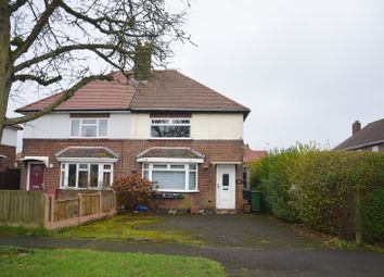 Thumbnail 3 bed property for sale in Ingle Drive, Ashby-De-La-Zouch