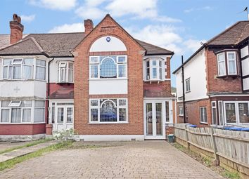 Thumbnail 3 bed end terrace house for sale in Shelley Gardens, North Wembley, Middlesex