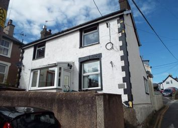 Thumbnail 3 bed semi-detached house for sale in Pendre Road, Penrhynside, Llandudno, Conwy