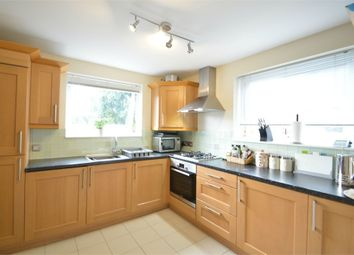 Thumbnail 2 bed maisonette to rent in Roakes Avenue, Addlestone, Surrey